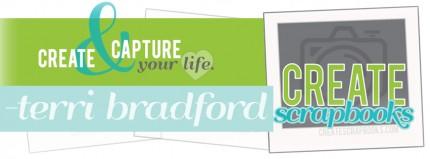 Terri Bradford Create Scrapbooks