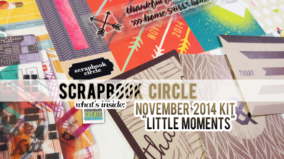 http://youtu.be/rHtl9AULNmA What's Inside VIDEO: Scrapbook Circle - NOVEMBER 2014 - LITTLE MOMENTS - with Scrapbook Circle Exclusives (Tags, Stamp, & Printable)
