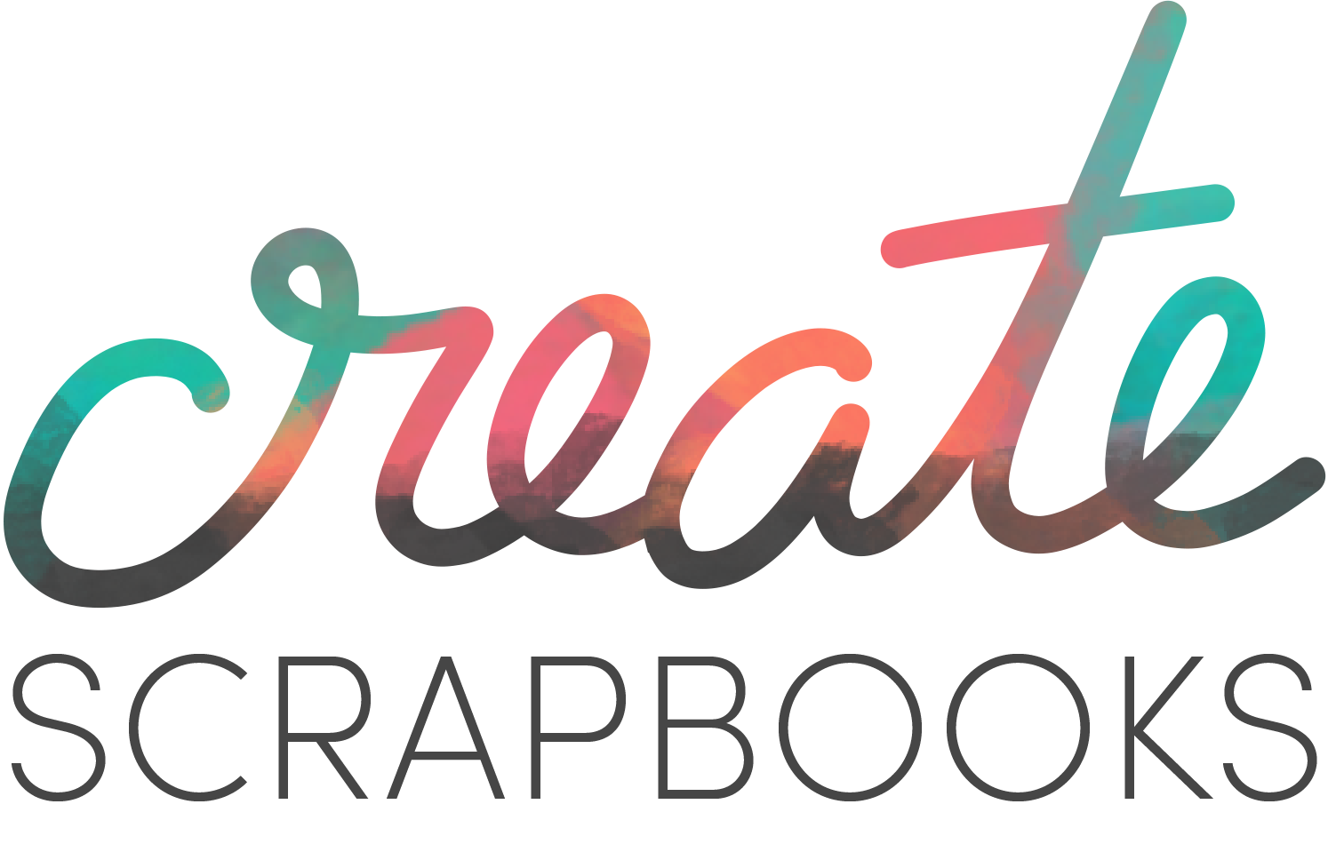 Create Scrapbooks Branding